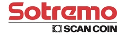 SCAN COIN Sotremo logotype