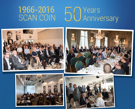 SCAN COIN 50 Years